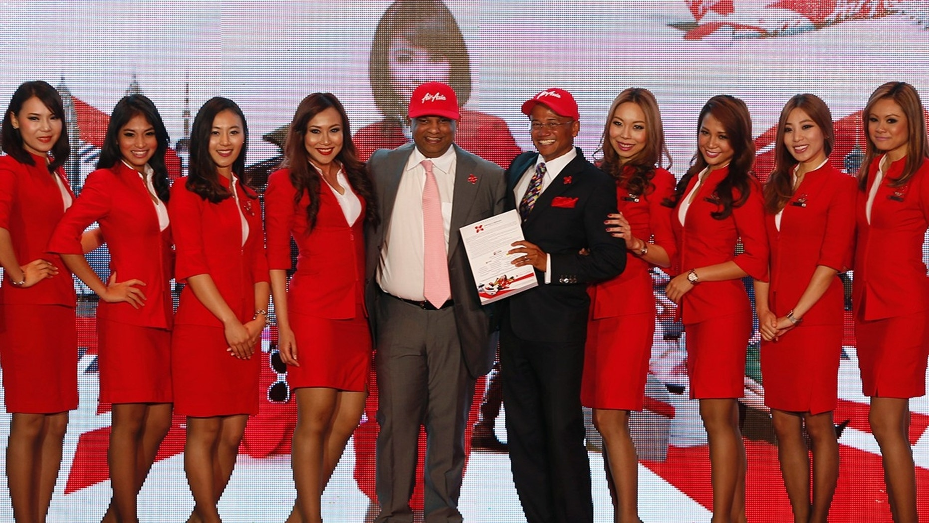 'Sexy' Flight Attendant Uniforms Cause Outrage in Malaysia