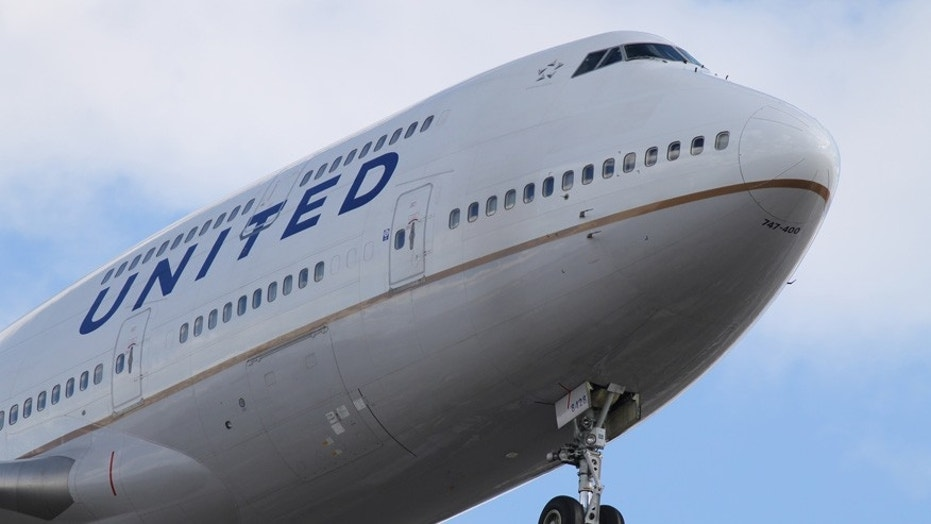 "The woman further claims that United needs to ""do better"" to keep passengers safe."