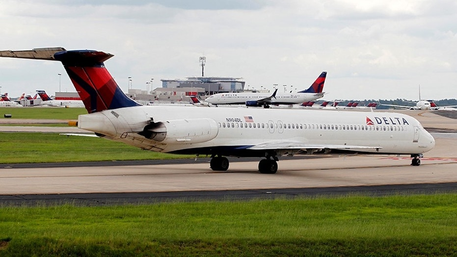 Noise forces London-bound Delta passengers to return to Atlanta - twice