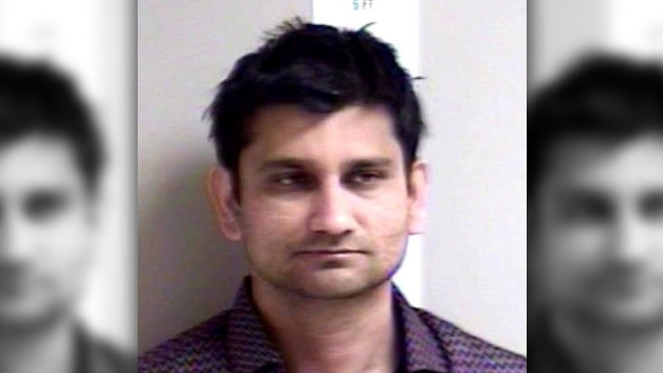 Prabhu Ramamoorthy was accused of putting his hand in a female passenger's pants and unbuttoning her shirt.