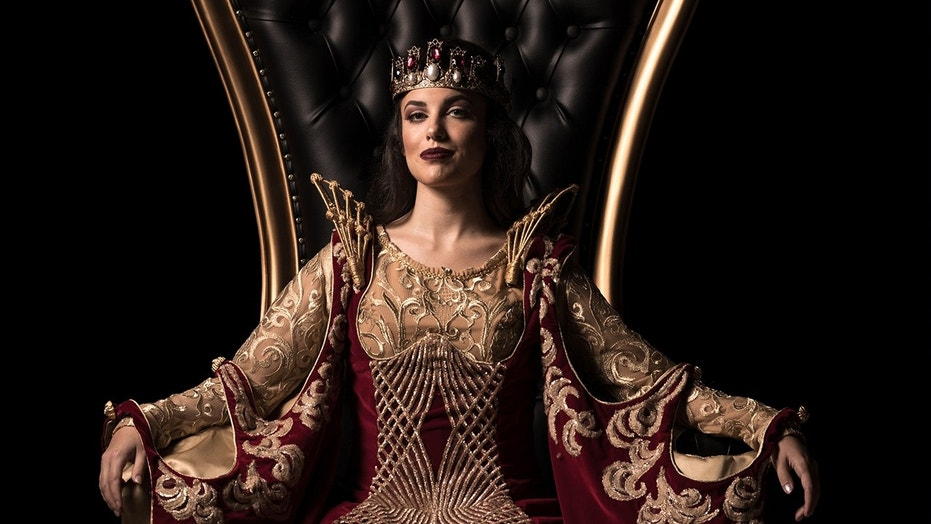 Queen Dona Maria Isabella is now the ruler of the land.