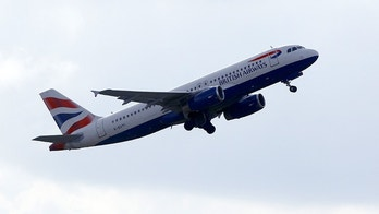 The British Airways G-EUYV - Airbus A320-232 aircraft takes off at the Paris-Orly airport in Orly, France, August 10, 2016. REUTERS/Jacky Naegelen - D1BETUVSKXAA