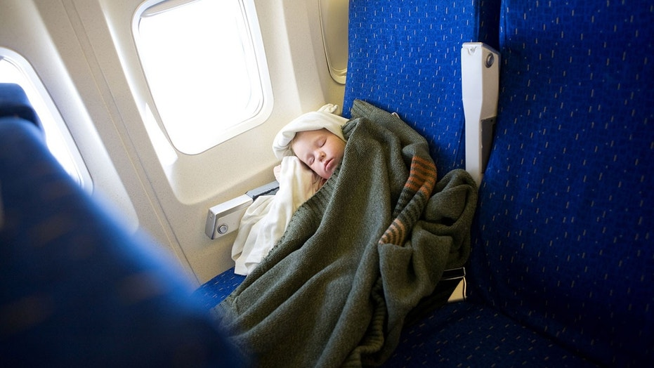airplane cold kid istock