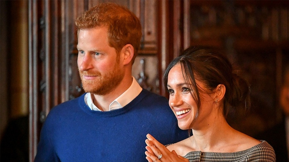 Prince Harry and Meghan Markle will wed on May 19, 2018 at Windsor Castle.