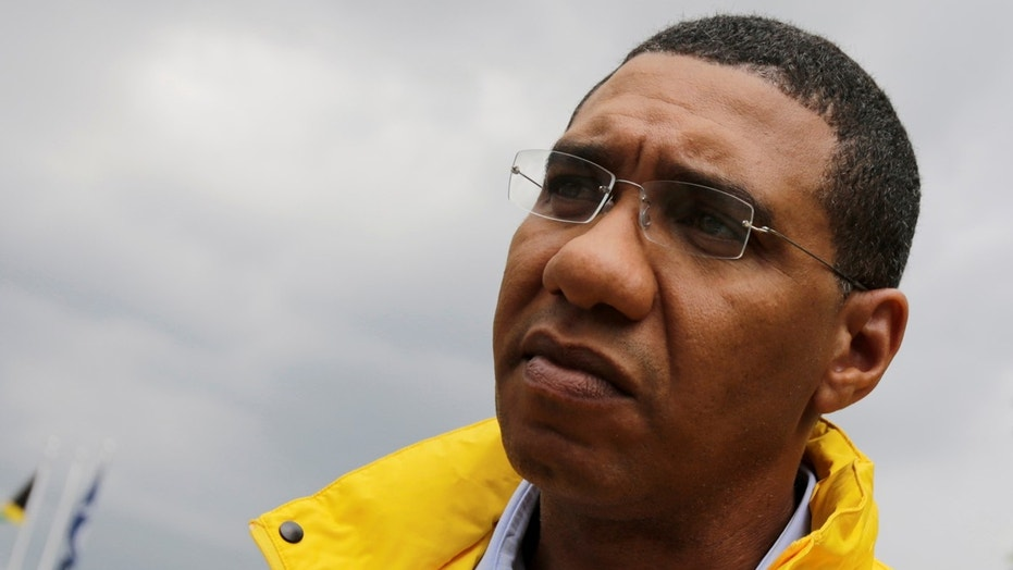 Jamaica's Prime Minister Andrew Holness, seen above, said that extra police were needed to quell a spate of violence in St. James parish.
