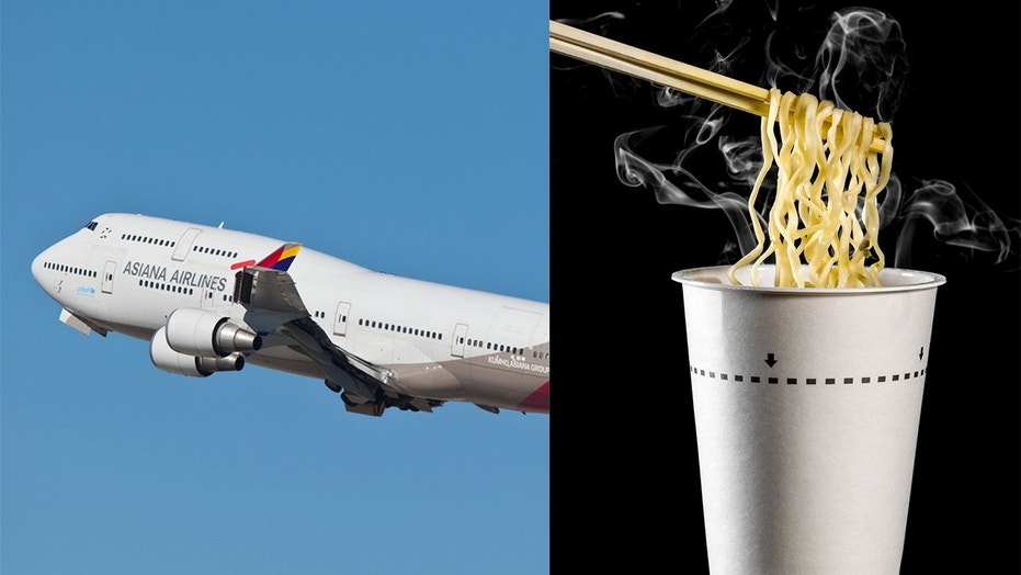 A model has been awarded $101,920 for her extreme burns allegedly caused by a flight attendant accidentally spilling scalding instant noodle soup on the model's lap inflight.
