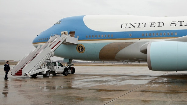 $24m refrigerators for Air Force One