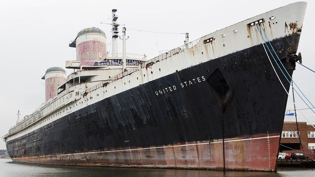 Once Majestic Cruise Ship The S S United States Could