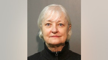 FILE - This January 2018, file photo provided by the Chicago Police Department shows Marilyn Hartman, who added this month to her arrest record for sneaking onto planes after what police say was a ticketless flight from Chicago to London has been ordered released from jail, a judge said Thursday, Jan. 25, 2018. (Chicago Police Department via AP)