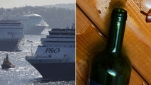 p&o reuters, wine bottle istock