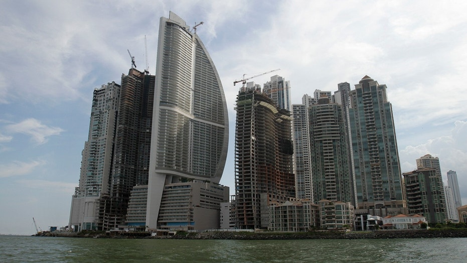 The Trump Organization is battling eviction from the majority owner of the Trump Hotel in Panama.
