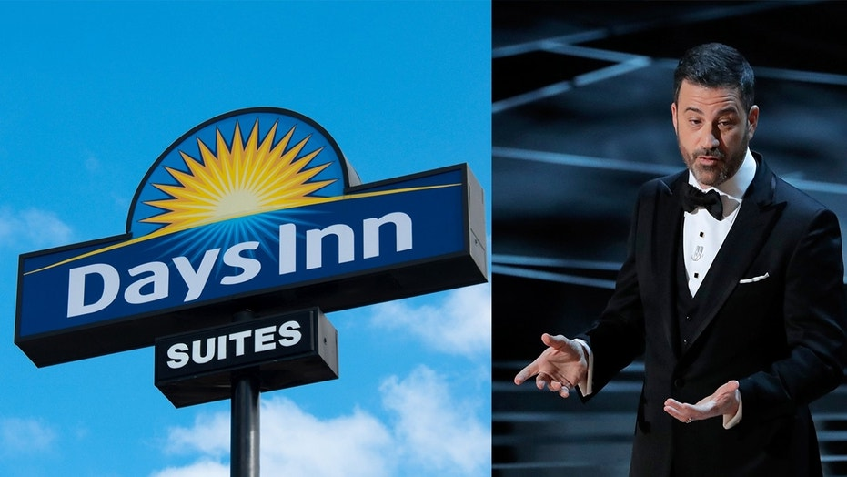 Days Inn has added to Kimmel's prize package with a free stay for any nominee that did not take home a statue.