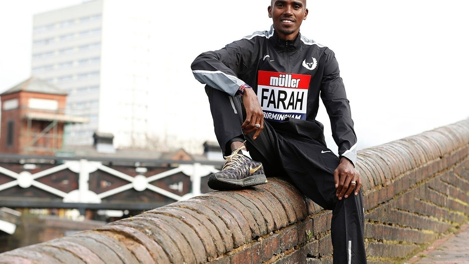 British athlete Sir Mo Farah recorded the alleged harassment from a German airport security guard on his Instagram Live.
