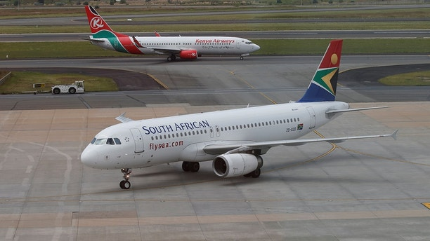 south african airways reuters