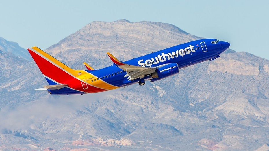 No Wi-Fi was no problem with the help of a thoughtful Southwest staffer.