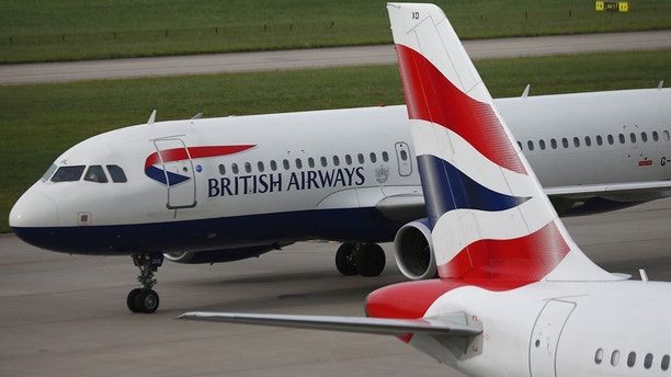 british airways reuters