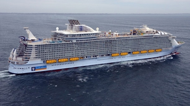Symphony of the Seas Is Largest Cruise Ship Afloat