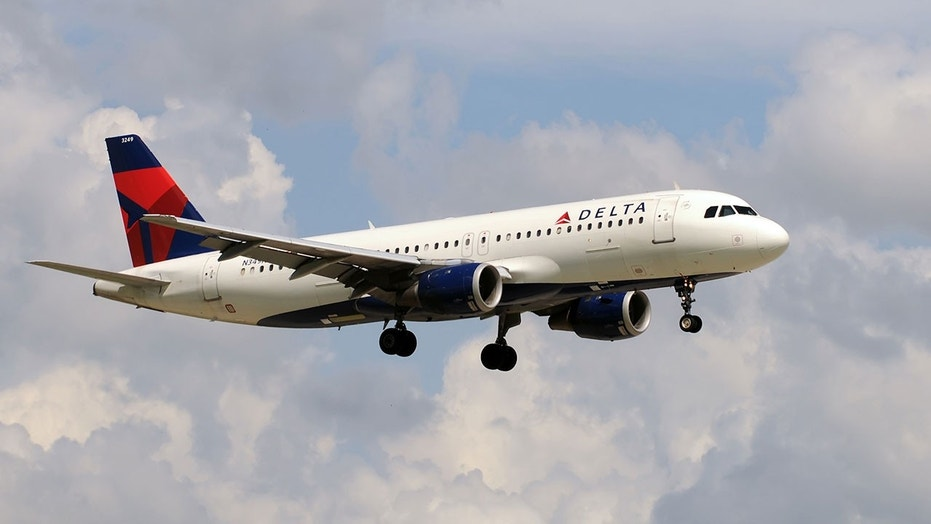 Turbulence on a Delta flight caused several people to fall ill.