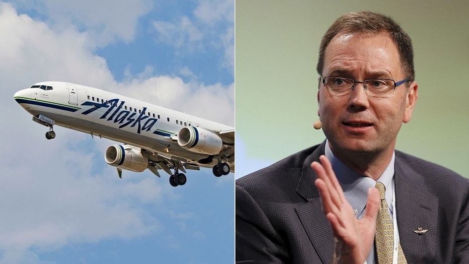 """To be clear, sexual harassment and assault have absolutely no place in our workplace, on board our flights, or any place,"" Alaska Airlines CEO Brad Tilden said in an April 2 statement."