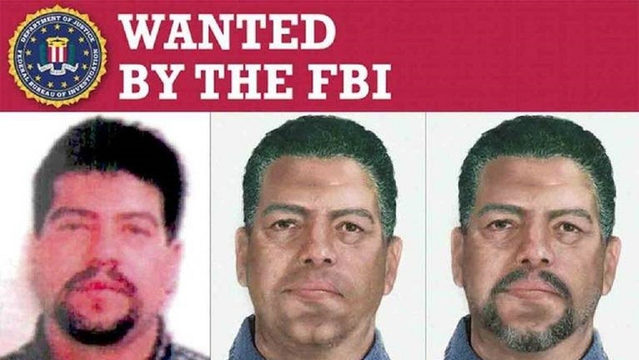 The FBI announced the $10,000 reward Thursday for any information leading to the capture of Mauro Ociel Valenzuela-Reyes.