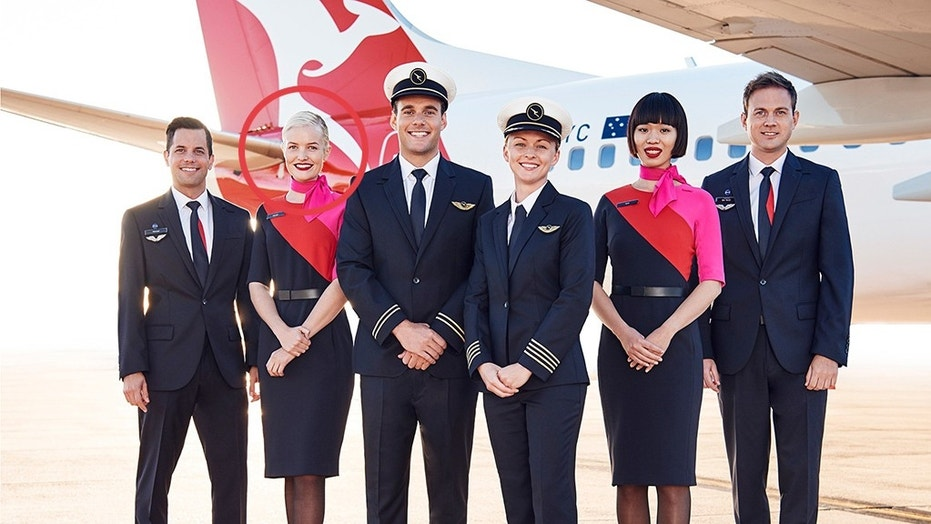 """The former """"poster girl"""" for Qantas Airlines recently revealed that she was sexually harassed at in the workplace."""