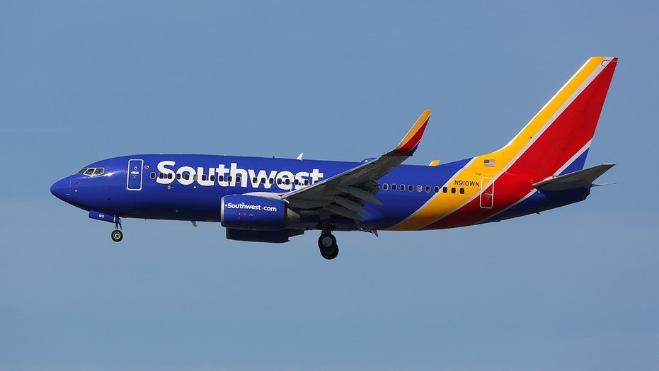 Terrified passengers prepared to die during an attempted landing in New Orleans during a storm Saturday.