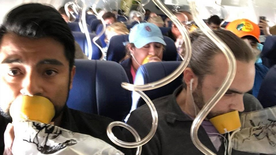 Southwest flight with woman 'partially sucked out' marks second horrific trip for carrier this week
