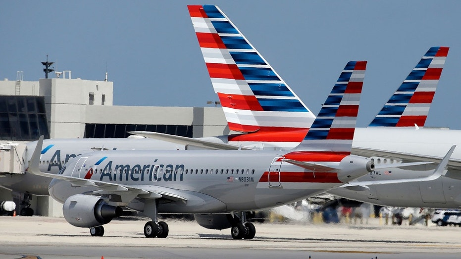A woman is claiming she found a rat in her bag after American Airlines lost her luggage for five days.