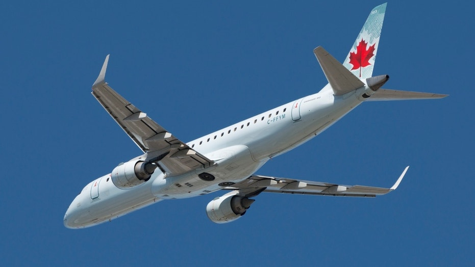 In March, another Air Canada flight was forced to make an emergency landing for the very same reason.
