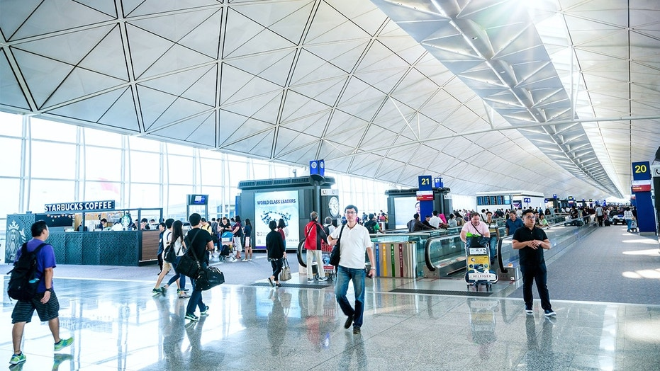 Singapore's Changi Airport might soon use facial recognition software to locate lost and late passengers.