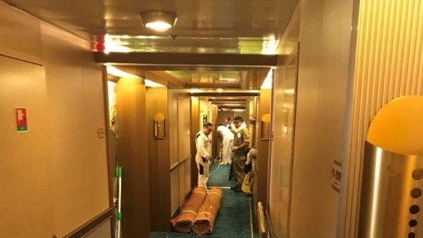 carnival dream clean