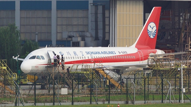 sichuan airlines reuters