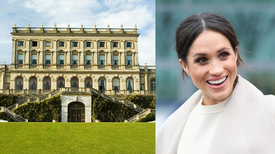 Meghan Markle and her mom, Doria Ragland, will be staying at the Cliveden House the night before the royal wedding, May 19.