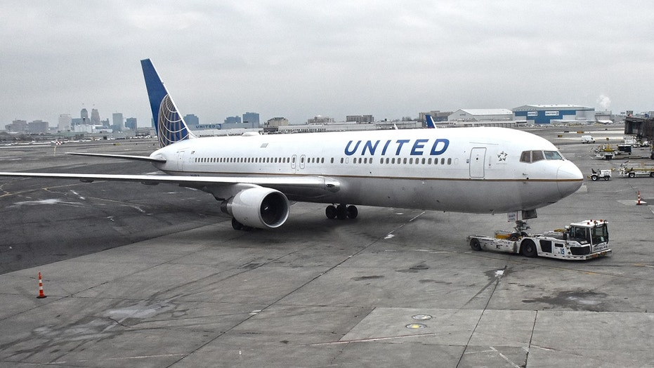 A United flight was forced to make an emergency landing over security concerns from a possible bomb threat.