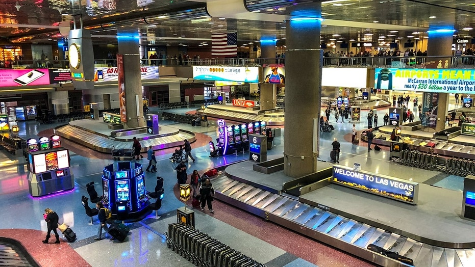 The Las Vegas airport experienced a power outage on the morning of June 13.