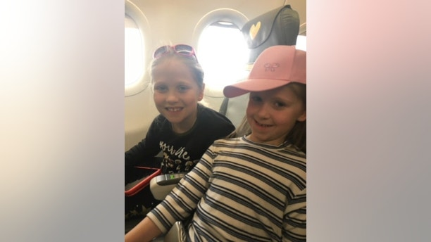 Rose (right), 5, and Lois (left),  9, daughters of Janet Alexander from Inverness, Higland. Janet is suing Thomas Cook after she claims her daughter, Rose 5, was abducted while on holiday in Turkey. See Centre Press story CPSUE; A mum-of-two who claims her daughter was abducted from a hotel kids club in Turkey is suing Thomas Cook. Janet Alexander, 46, spoke about her legal action following the terrifying ordeal at the Royal Wings Hotel in Antalya. The single mum left Rose, aged five, at the resort's supervised play area so she could take her eldest daughter Lois, aged nine, to a scuba diving lesson. But when Janet returned around an hour later Rose was missing – and hotel staff didn't even know she was gone.