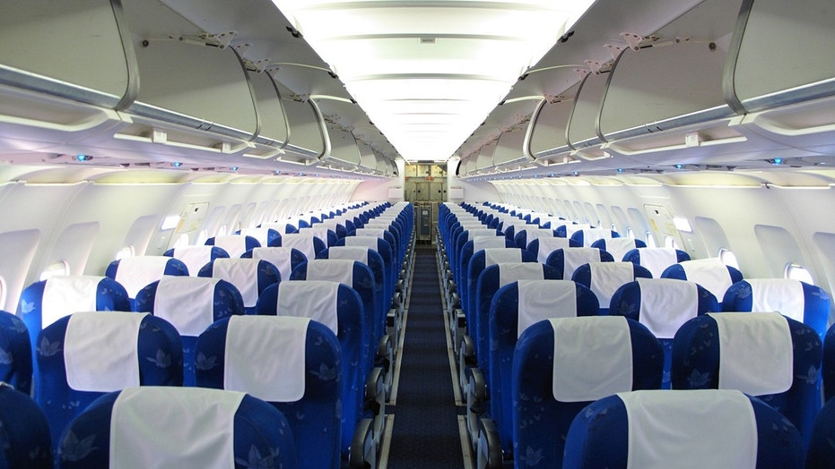 The Federal Aviation Administration struck down an appeal to regulate a minimum seat size on airplanes.