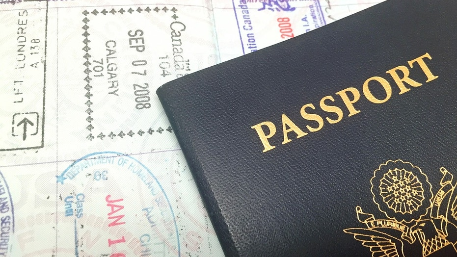 Next time you board an international flight, double — no, triple — check that your passport is with you.