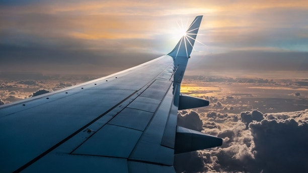 airplane wing istock