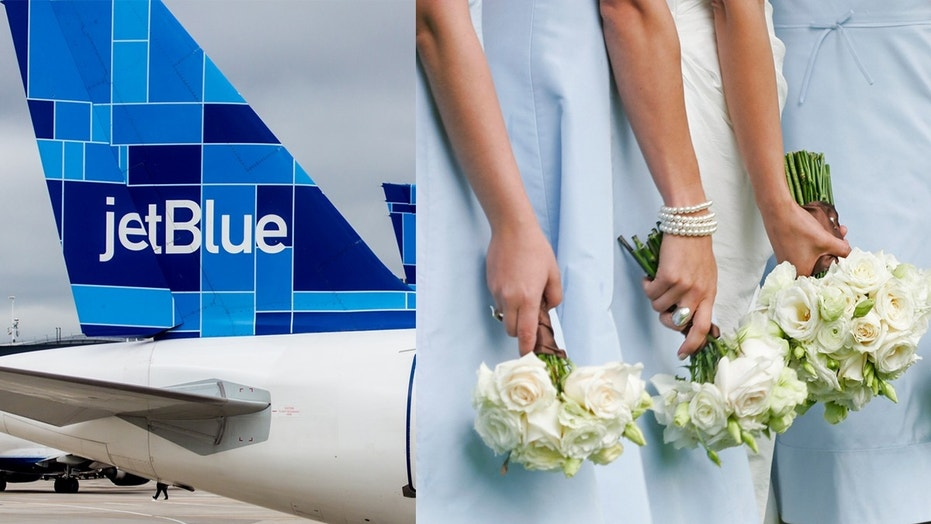 A bride's email asking her friend to give up her duties as bridesmaid has sparked backlash on Twitter.