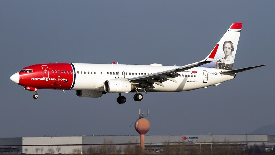 Norwegian Air told Fox News that the incident is part of an ongoing investigation.