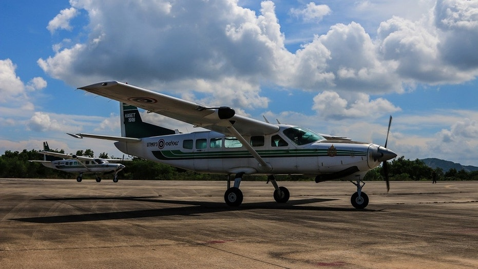 The raunchy route came amid a feud between the pilots and the inspector over whether the single-engine Cessna was safe to fly over open water.