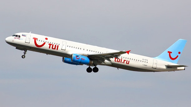 tui airways