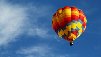 hot air balloon istock