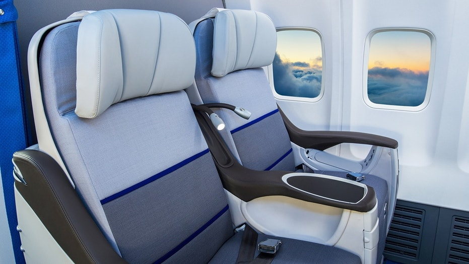 Most of us only see seats like these in our dreams.