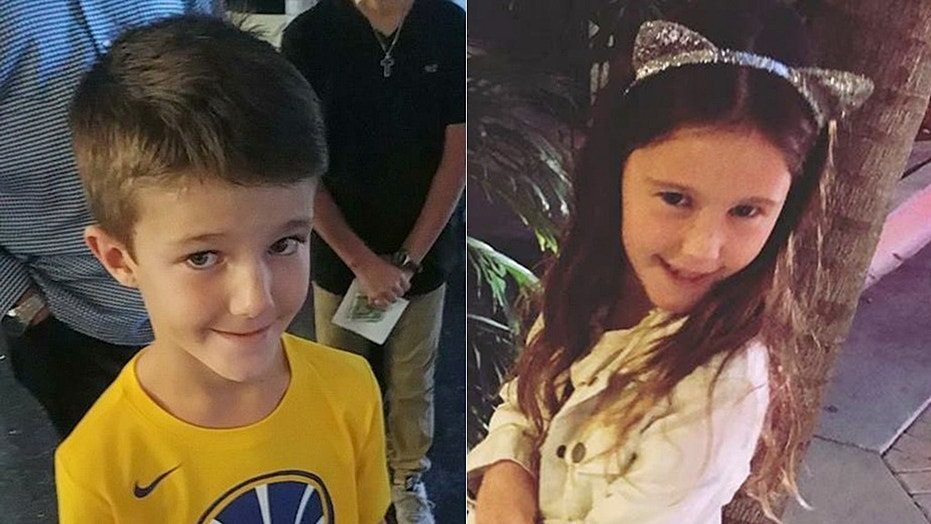 The parents of Carter and Etta are calling out the way Frontier handled their kids' diverted flight when they were traveling alone.