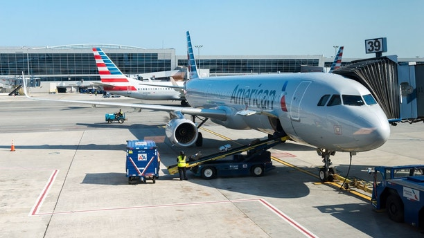 american airlines baggage istock