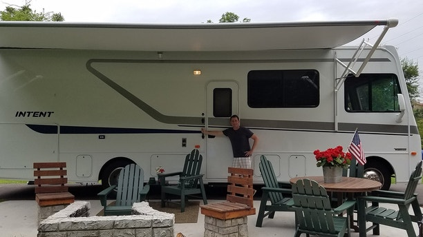 All-American Road Trip, RV Winnebago, Todd Piro, Fox News