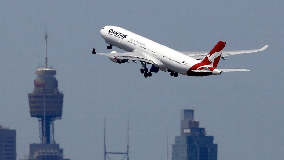 The plane returned to Perth Airport after just two hours of flying.