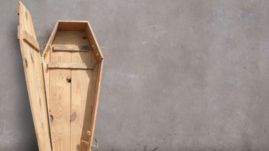 Could you spend 30 hours in a coffin?